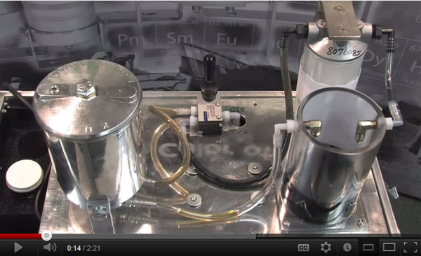 Kleenoil Bypass Filter System Demonstration